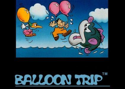 Balloon Trip, un viaje en globo para la Atari 2600