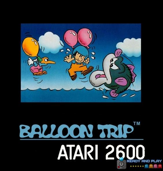 Balloon Trip Atari 2600 (custom)