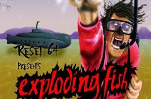EXPLODING FISH: Commodore 64