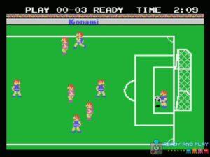 Konamis Soccer - A quien paso