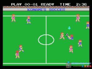 Konamis Soccer - Defensa