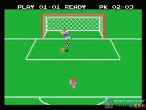 Konamis Soccer - Mia