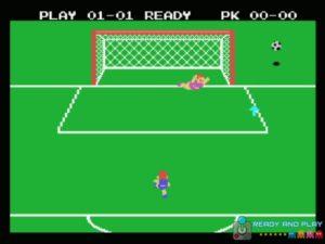 Konamis Soccer - Nuevo satelite