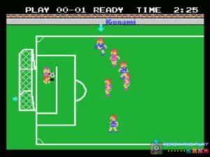 Konamis Soccer - Paradon