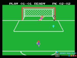 Konamis Soccer - Si, si, si