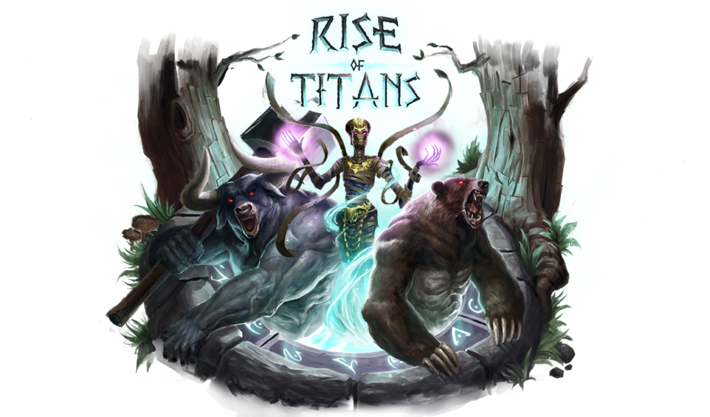 Rise of the Titans - Header