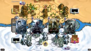 Rise of the Titans - Mano Inicial