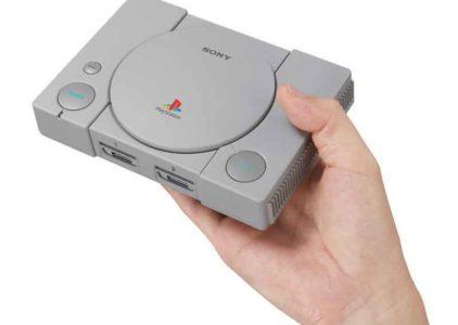 Sony se apunta a las mini: Playstation Classic anunciada