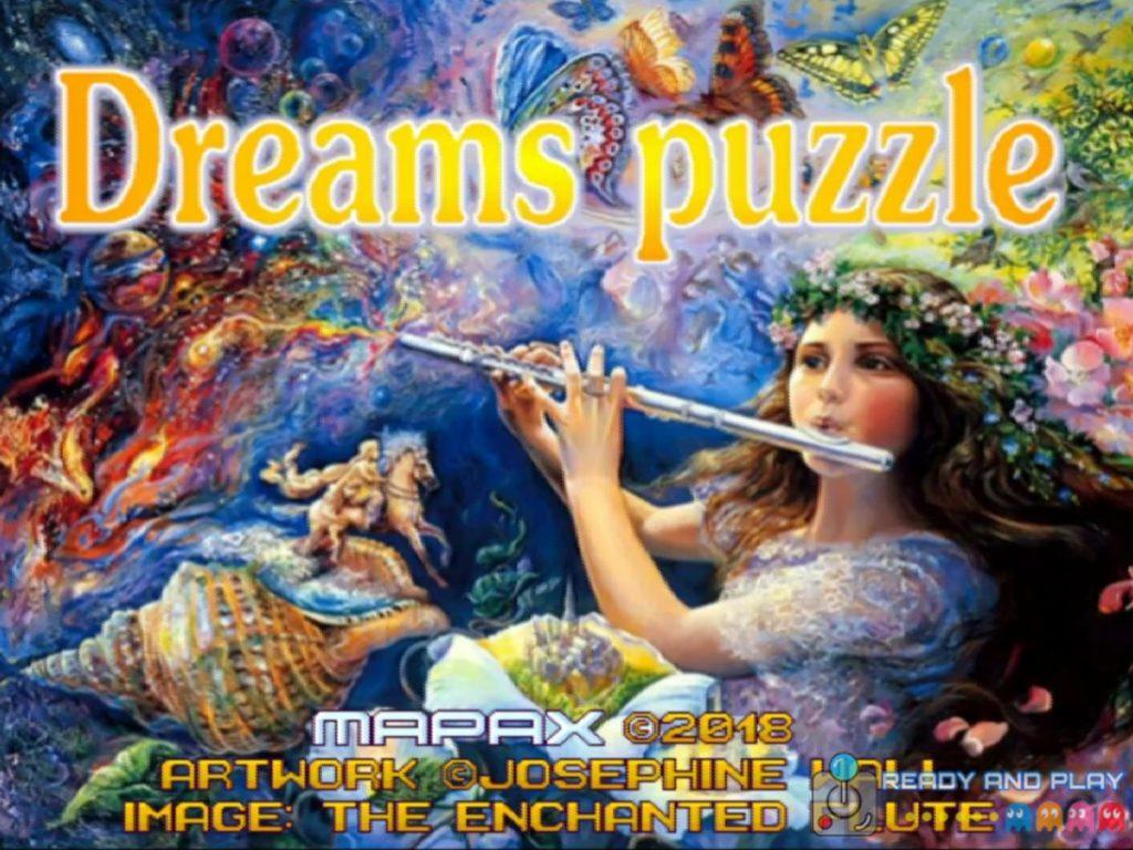 Dreams Puzzle - Intro
