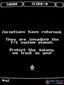 Zeroptian Invasion Historia