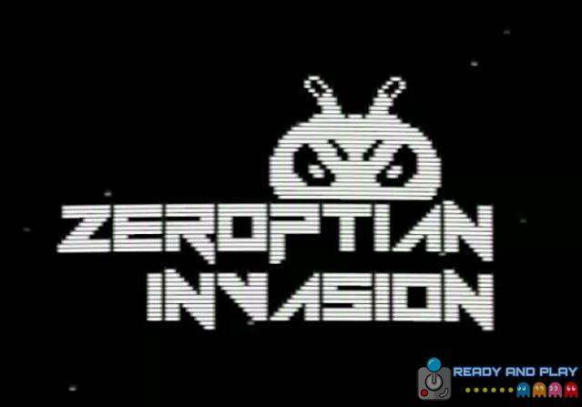 Zeroptian Invasion Portada