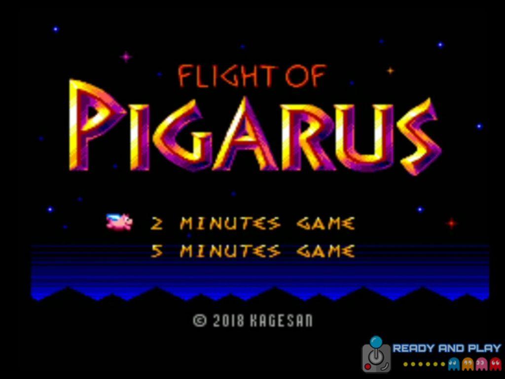 Fligt of Pigarus - Intro