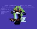 Mazinger Z: The Game. Commodore 64