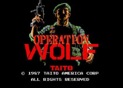 Operation Wolf: ARCADE