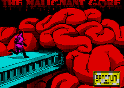 The Malignant Gore: New ZX Spectrum Game