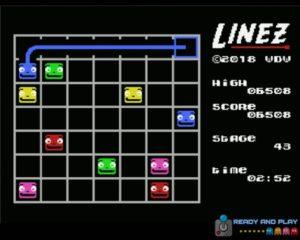 Linez - Fase comenzada 2