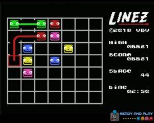 Linez - Fase comenzada