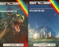 Dragonfire  y Atlantis: Dos ports de ATARI 2600 para Spectrum
