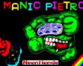 MANIC PIETRO ZX SPECTRUM