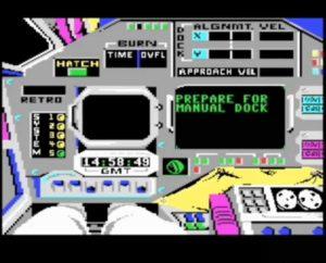 Mision Apollo en Commodore 64: Apollo 18 #Ready and Play