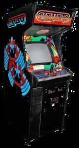 Berzerk arcade