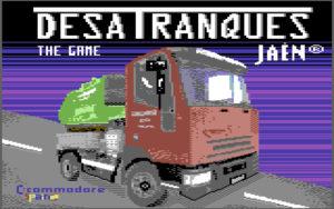 Desatranques Jaén: El videojuego en Commodore 64 #Ready and Play