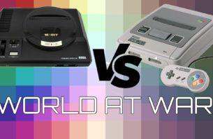 Megadrive Vs Super Nintendo. Una Guerra de momentos: Primer Round