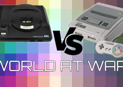 Megadrive Vs Super Nintendo. Una Guerra de momentos: Segundo Round y final