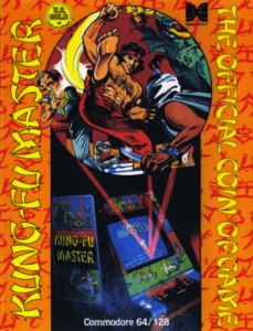 Kung-Fu Master Portada