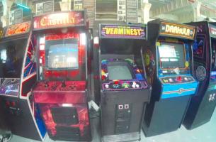 Museo Arcade Vintage (Ibi, Alicante)
