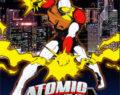 Atomic Runner (MEGA DRIVE)