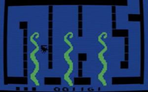 Pantalla acuática