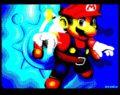 Super Mario Bros 128K. Flipa con tu Spectrum