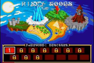 mapa del juego