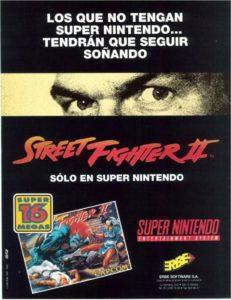 Sólo en Super Nintendo