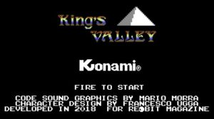 Kings Valley Intro