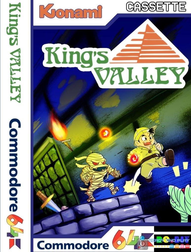Kings Valley Portada