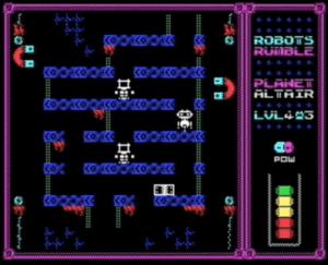 Planeta Altair en Commodore