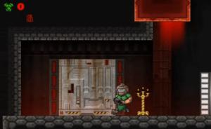 última puerta