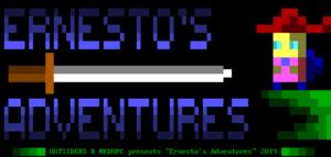Ernesto's Adventure (ZX SPECTRUM)