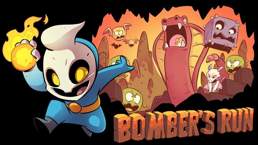 Bombers Run Pico 8 Portada