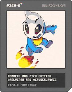 Bombers Run Pico8