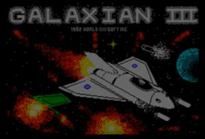 Galaxian III (1992)
