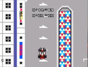 Comienzo Grand Prix