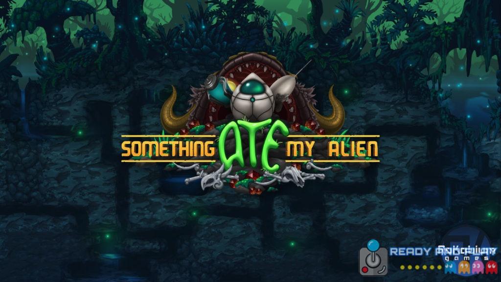 Something Ate My Alien 4