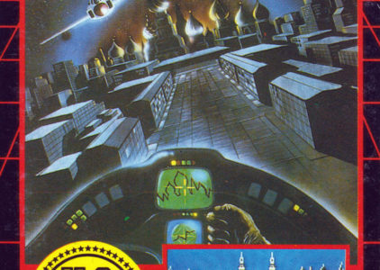 Raid Over Moscow (COMMODORE AMIGA)