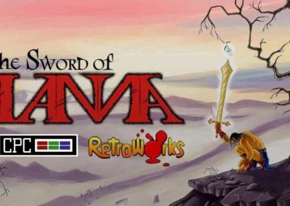 The Sword of Ianna llega a Amstrad
