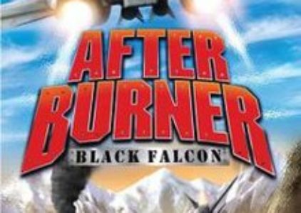 Afterburner: Black Falcon (PSP)