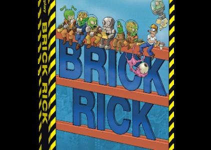 Brick Rick (AMSTRAD CPC)