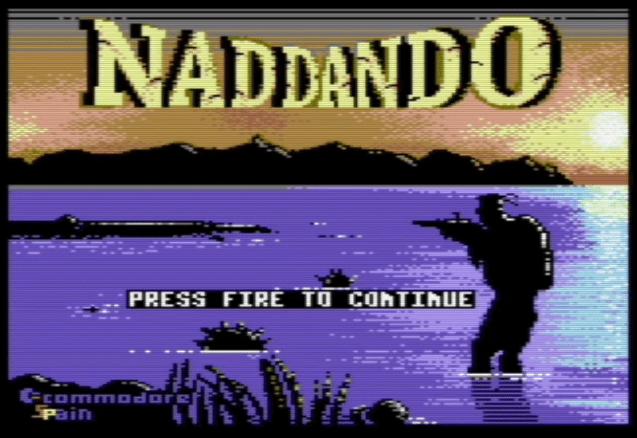 Naddando Commodore